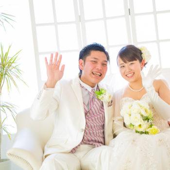 太田店のドレス撮影